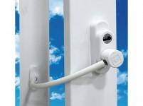 zámok lankový bezp. pre plastové, hliníkové a drevené okná