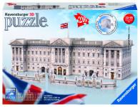 Buckinghamský palác; 3D, 216 dielikov