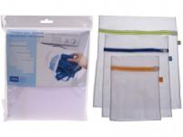 vrecúško na pranie so zipsom sada 3díly. (Veľkosť S, M, L)