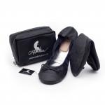Skladacie topánky do kabelky Elegance