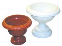 Čaše DK - biela 34 cm