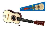 Kytara dřevěná 60 cm