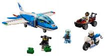 Lego City 60208 Zatknutie zlodeja s padákom