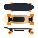 Spokey RUSH Elektrický skateboard ABEC 7 75 x 17 cm