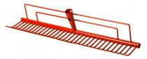 Hrable trávníkové - šírka 60 cm - oranžová