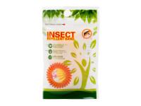 Repelentný náramok proti hmyzu pre deti i dospelých, 100% prírodné, žltý