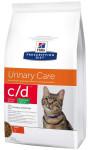 Hill 's Feline C / D Dry Urinary Str. Reduc.Cal. 1,5 kg