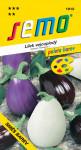 Semo Baklažán vajcoplodý - zmes farieb 30s - séria Paleta barev