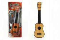 Gitara plast 40cm - mix farieb