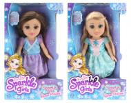 Bábika Zimné princezná Sparkle Girlz