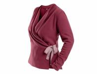 Mikina GARDEN GIRL CLASSIC zavinovacie fleecová veľkosť M / L