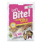 Brit Care DOG Let´s Bite Chompin´Sage NOVÝ 150 g