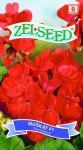 Seva Zelseed Muškát pásky - tmavo červená 8s