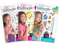 Tetování - mix variant či barev