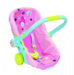 BABY born Prenosná sedačka na kolieskach