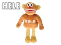 Jů a Hele - Hele plyšové 30cm v sáčku 0m+