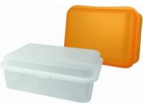 klickbox 18x13x7cm plastový - mix farieb