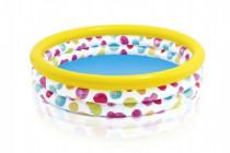 Bazén detský s bodkami nafukovacie 147x33cm