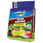 hnojivo Síran amonný 3kg AGRO