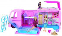 Barbie dream camper karavan snov