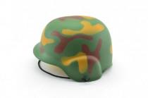 Helma přilba vojenská plast 20cm