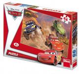 Puzzle Cars 32,3x22cm 66 dílků