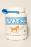 Alavis MSM pre kone + vitamín C plv 600 g