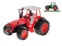 Traktor 25 cm na setrvačník - mix barev