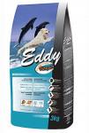 EDDY Adult All Breed kuřecí polštářky s jehněčím 3kg