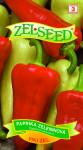 Seva Zelseed Paprika zeleninová kapie - Viki Zel pole 0,7g