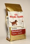 Royal Canin BREED Jazvečík Junior 1,5 kg