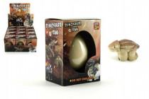 Vajcia liahnuce a rastúce dinosaurus v krabičke 8x10cm