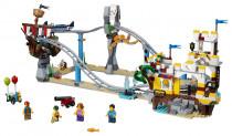 Lego Creators 31084 Pirátska horská dráha