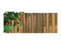 Rohož bambus štípaný 1x5m