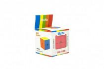 Hlavolam kocka plast 2x2 v krabičke 5,5x5,5cm