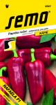 Semo Paprika zeleninová sladká F1 - Rafaela F1 na pole aj na rýchlenie pravá kápia 15s