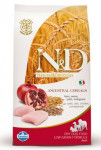 N & D Low Grain Dog Adult Chicken & Pomegranate 12 kg