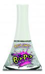 BO-PO lak na nehty stříbrný Rock Candy