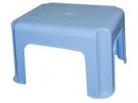 stolička detská TEDDY 29x24x18cm plastová - mix farieb - VÝPREDAJ