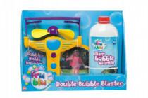 Bublifuk FRU BLU 2v1 blaster sada na tvorbu profesionálních bublin + náplň 0,5L