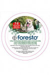 Foresto 1,25g+0,56g obojok pre mačky a psy do 8kg obojok 1ks 38 cm