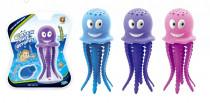 Potápačské chobotnice so svetlom