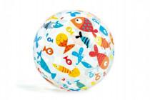 Lopta nafukovacie Morský svet priem. 51cm - mix variantov či farieb