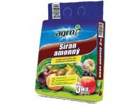 hnojivo Síran amónny 3kg AGRO