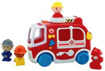 Fire truck with sounds - VÝPREDAJ