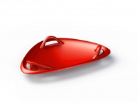 Sáňkovací talíř červená Meteor 60