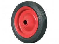 koleso k rudlíky 140 / 15mm KL plné kov. disk