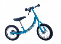 """Odrážadlo modré kov 12 """"nosnosť 30kg Active Bike"""