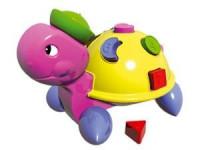 Vkládačka korytnačka