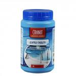 Cranit QUATRO tablety 1kg, dez., Proti riasam, vločkovanie, stabilizátor